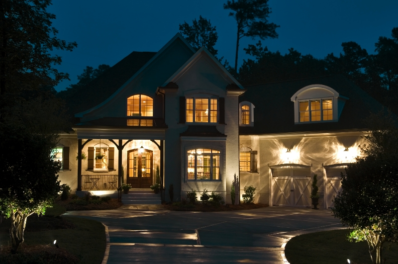 Exterior Lighting - Clausen Electric, Inc.